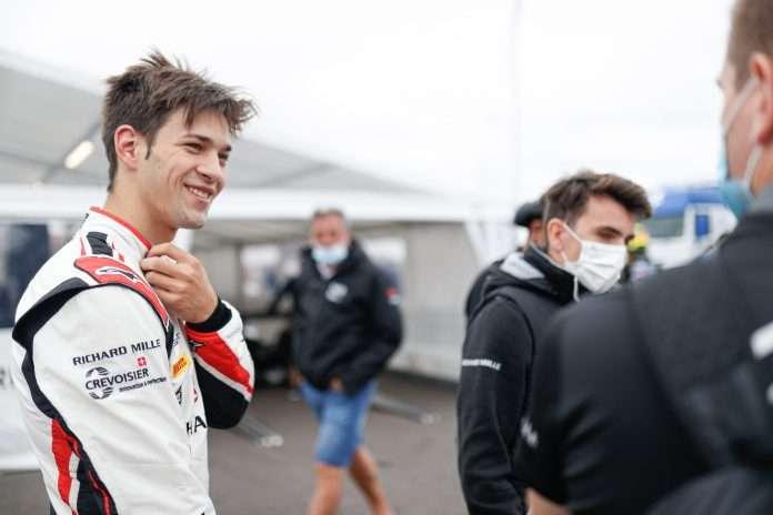 Gregoire Saucy vincitore a Zandvoort