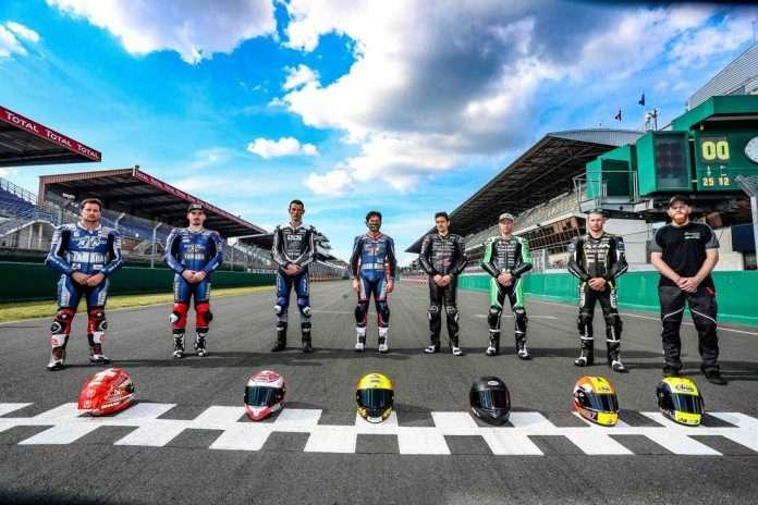 EWC 2021 24H Le Mans Piloti 1