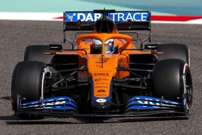 Daniel Ricciardo, in difficoltà in questo inizio di stagione