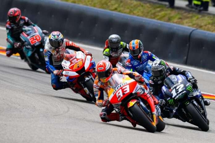 MotoGP | GP Germania 2021: info e orari del Sachsenring