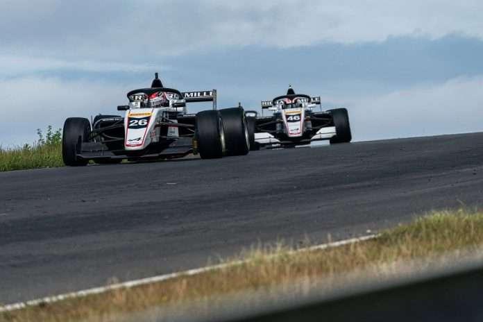 Saucy, vincitore di gara-2 a Zandvoort