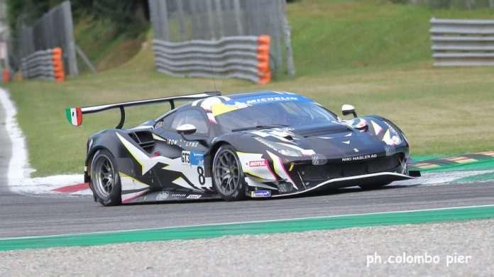 Ferrari GT3 Foto: Pier Colombo