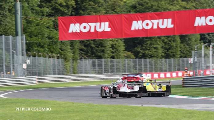 entry list Le Mans Foto: Pier Colombo