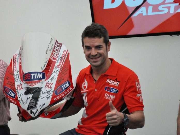 Carlos Checa SBK Ducati
