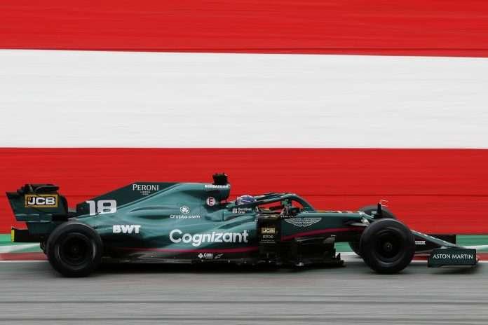 GP Austria tecnica