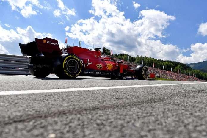 Ferrari Austria