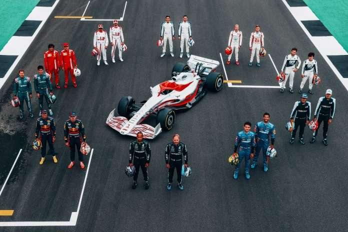 F1 concept 2022