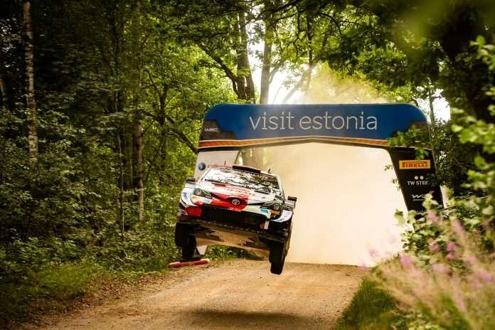 Rally Estonia day-2