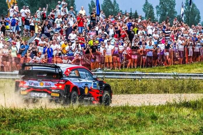Rally Belgio