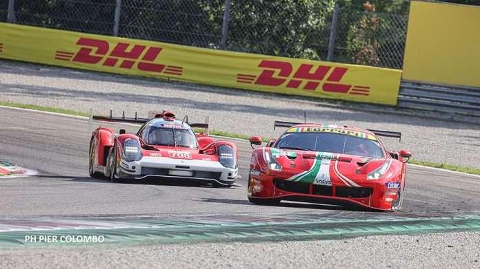 Ferrari Foto: Pier Colombo