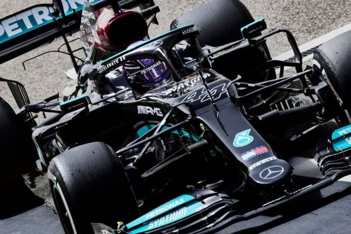 Lewis Hamilton, pole man per la Qualifying Race