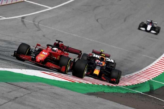 Austria Ferrari Leclerc
