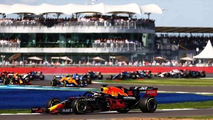 Verstappen F1 Sprint Qualifying