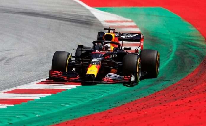 Verstappen favorito per la pole al Red Bull Ring