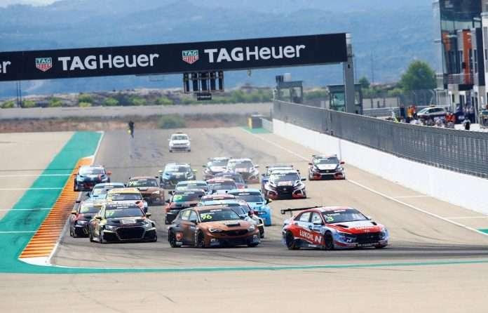 Tarquini vince gara-1 del WTRC ad Aragon