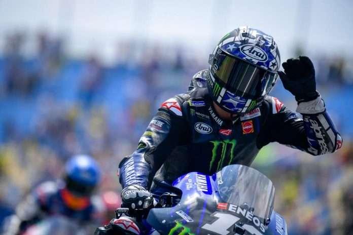 MotoGP 2021 Yamaha Maverick Vinales 1