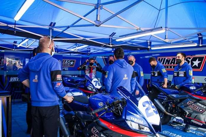 Vinales Racing Team divorzia con Yamaha