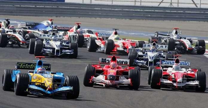 F1 Bahrain 2005
