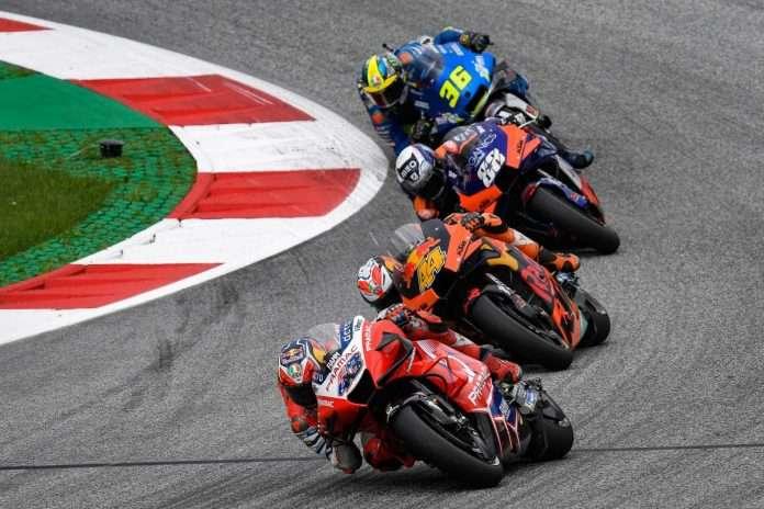 MotoGP   GP STIRIA 2021: Info e orari del primo round austriaco