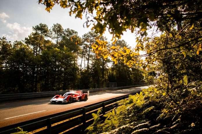 Test 24h Le Mans