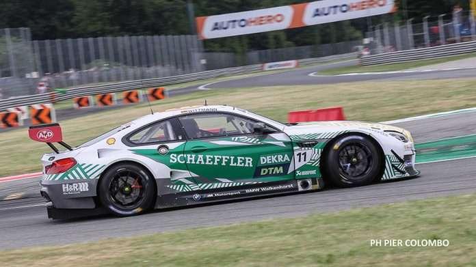 DTM race-2 Zolder Foto: Pier Colombo