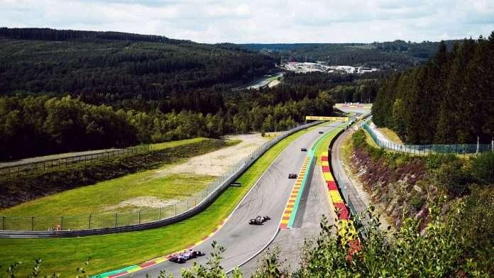 GP del Belgio: la pista di Spa