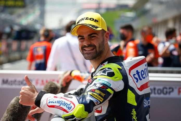 Romano Fenati poleman Moto3   GP Austria   Red Bull Ring