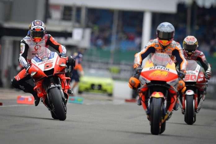 MotoGP 2021 GP Gran Bretagna Pol Espargaro 1