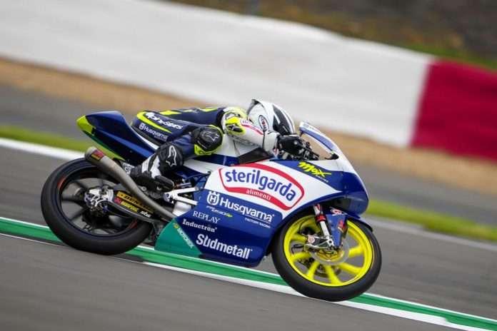Moto3   GP Gran Bretagna 2021: Capolavoro Fenati, podio italiano con Antonelli e Foggia