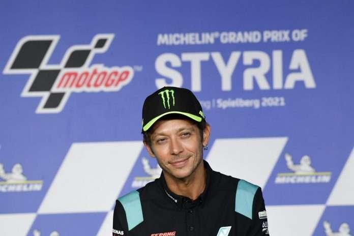 MotoGP 2021 Valentino Rossi Ritiro 1