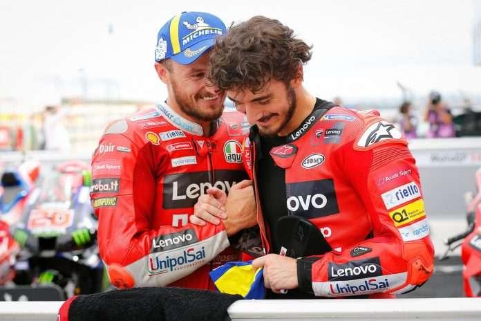 MotoGP | Bagnaia sigla la 50^ Pole Position Ducati, vincere è imperativo