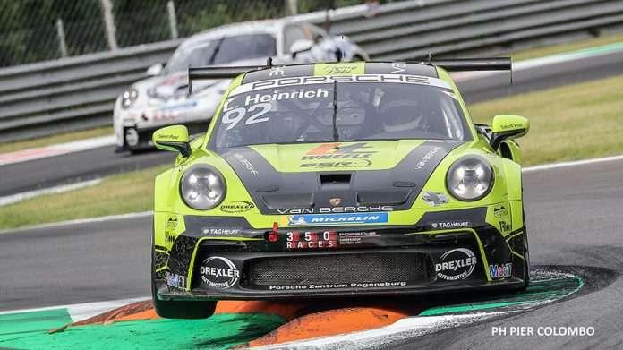 Porsche Supercup 2021 Foto: Pier Colombo