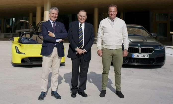 BMW Dallara