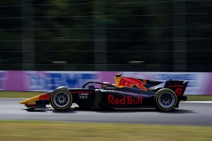 Daruvala FIA F2 Monza