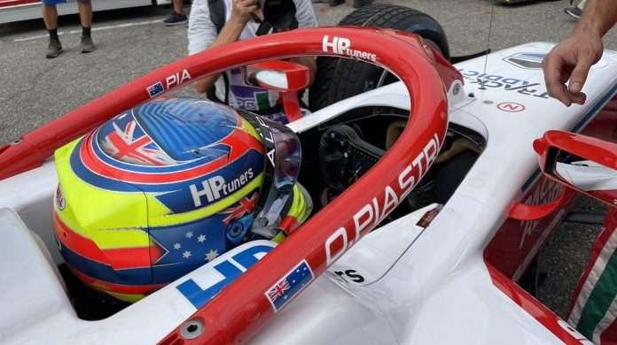 Piastri in pole a Monza