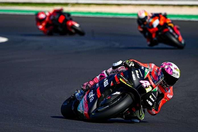 MotoGP test Misano Espargarò