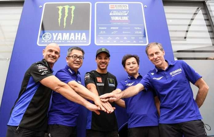 MotoGP   Morbidelli con Yamaha Factory da Misano al 2023, Dovizioso con SRT fino al 2022