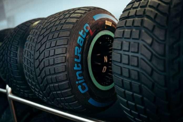 Cinturato Pirelli FP3 Russia 2021