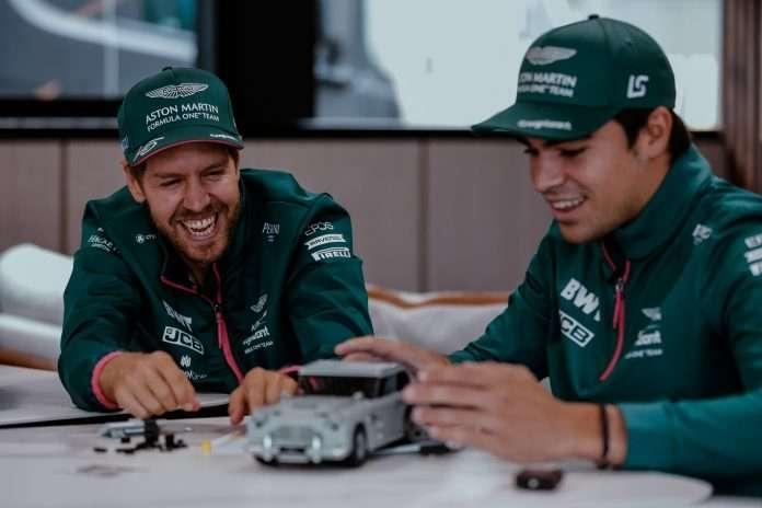 Vettel Stroll 2022