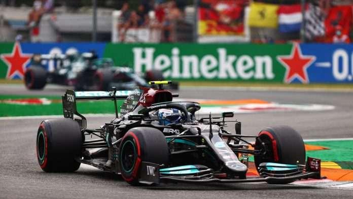 Valtteri Bottas in pole per la Sprint Race