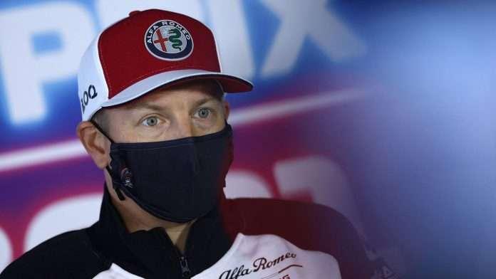 Kimi Raikkonen, positivo al Covid-19