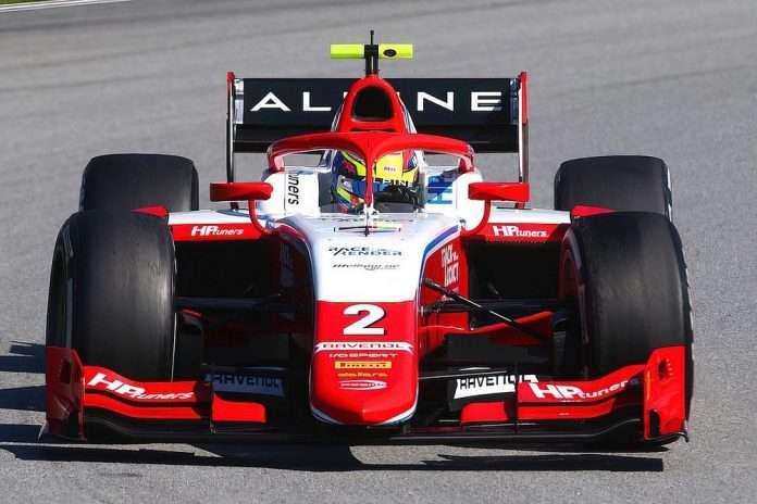 Oscar Piastri, un futuro incerto per il leader della F.2? Foto: Motorsport Global