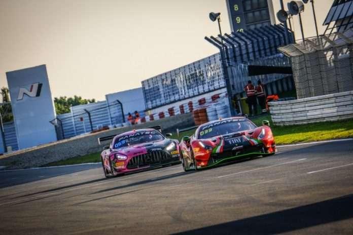 GT World Challenge FIA WEC