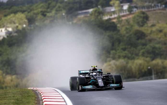 Valtteri Bottas, vincitore all'Istanbul Park. Foto: Official website Mercedes AMG F1