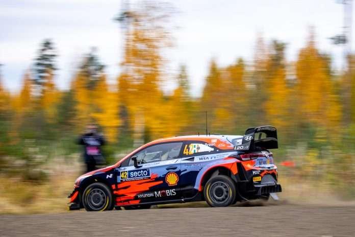 Rally Finlandia day-1