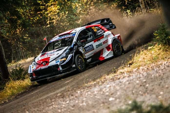 Rally Finlandia day-2