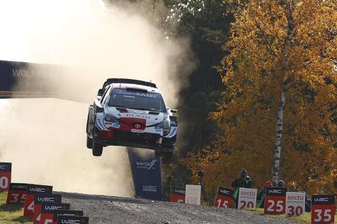 Rally Spagna
